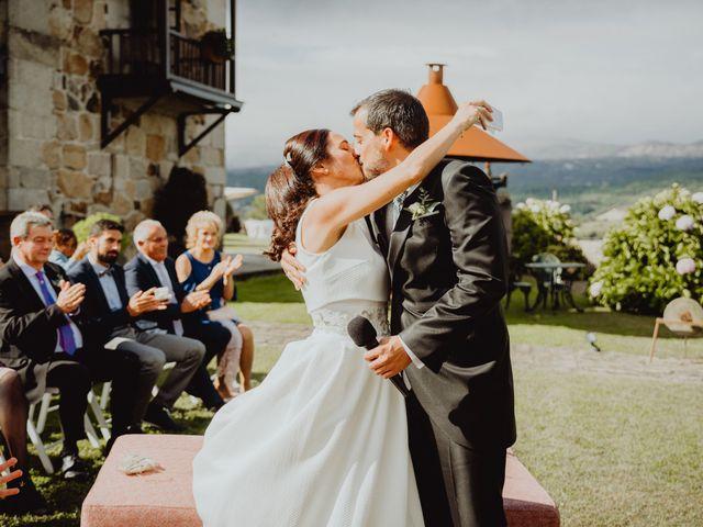 La boda de Rafa y Carolina en Ourense, Orense 50