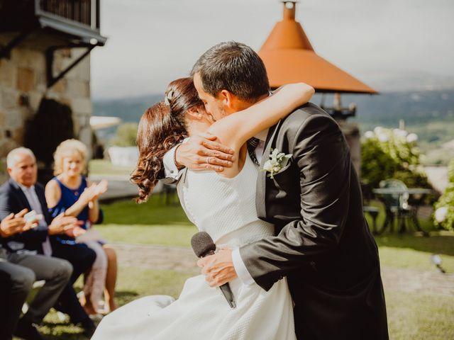 La boda de Rafa y Carolina en Ourense, Orense 51