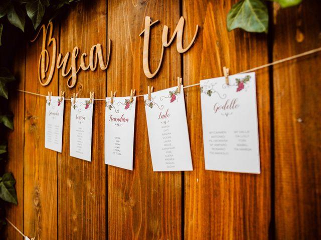 La boda de Rafa y Carolina en Ourense, Orense 52