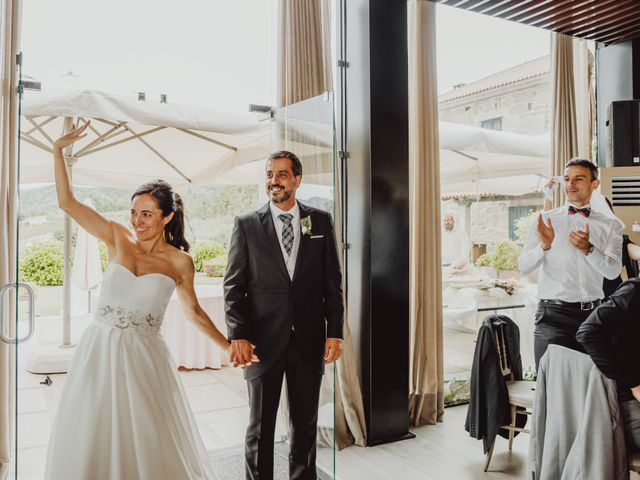 La boda de Rafa y Carolina en Ourense, Orense 54