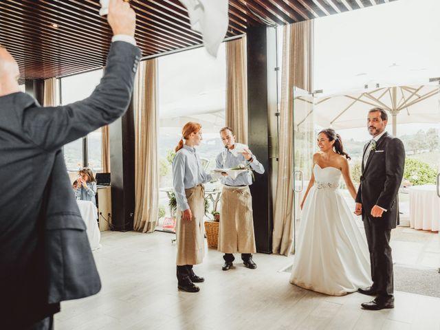 La boda de Rafa y Carolina en Ourense, Orense 55