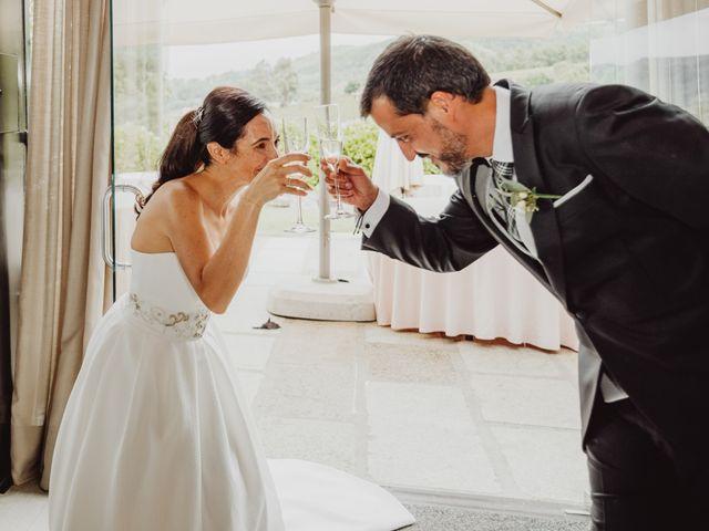 La boda de Rafa y Carolina en Ourense, Orense 56