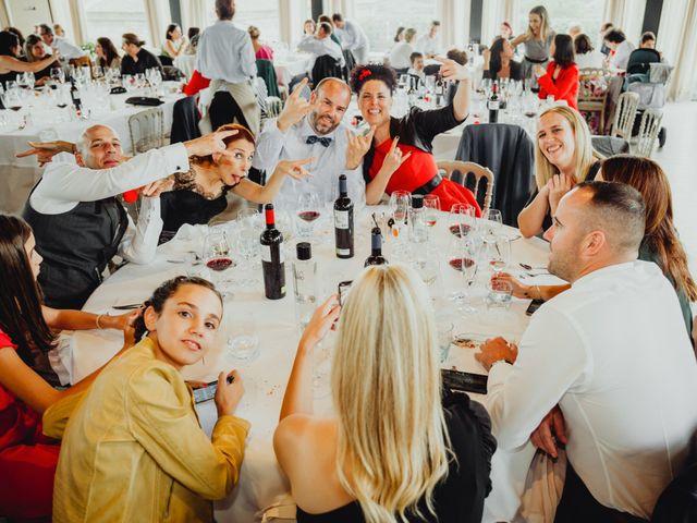 La boda de Rafa y Carolina en Ourense, Orense 60