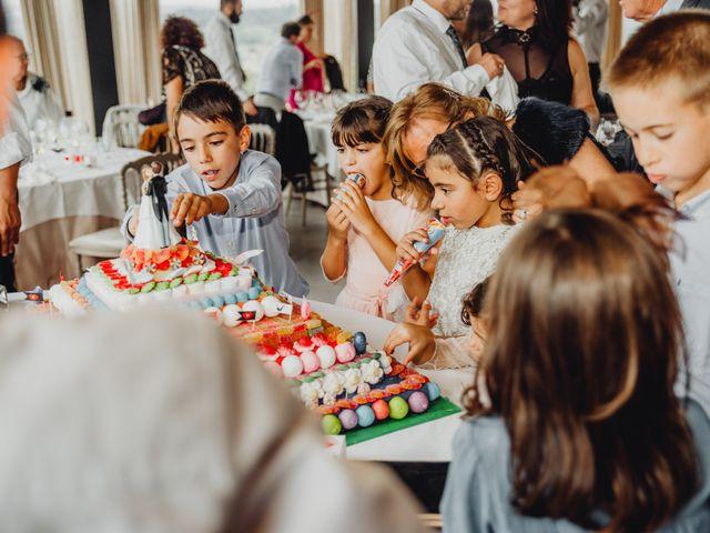 La boda de Rafa y Carolina en Ourense, Orense 62