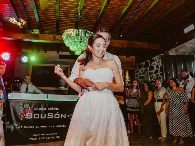 La boda de Rafa y Carolina en Ourense, Orense 64