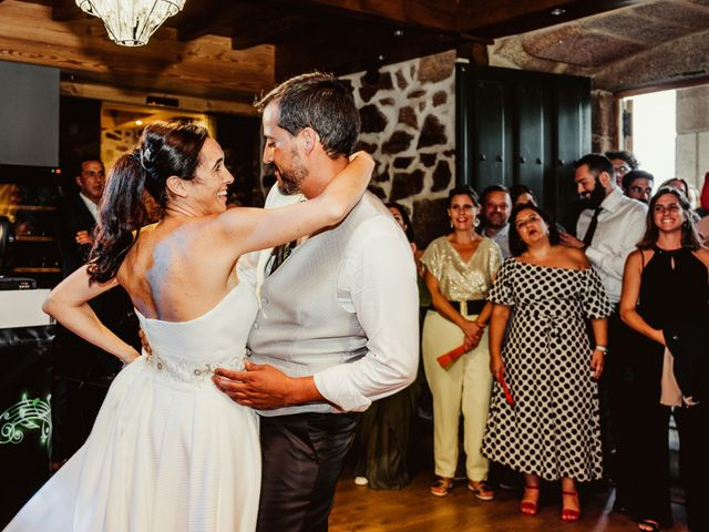 La boda de Rafa y Carolina en Ourense, Orense 65