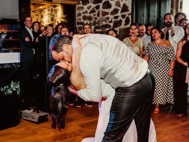 La boda de Rafa y Carolina en Ourense, Orense 66