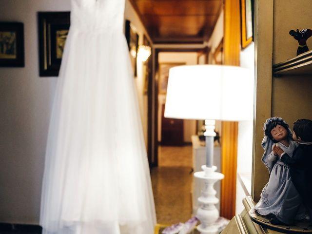 La boda de Andres y Carolina en L' Ametlla Del Valles, Barcelona 5