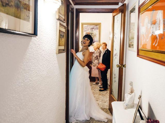 La boda de Andres y Carolina en L' Ametlla Del Valles, Barcelona 7