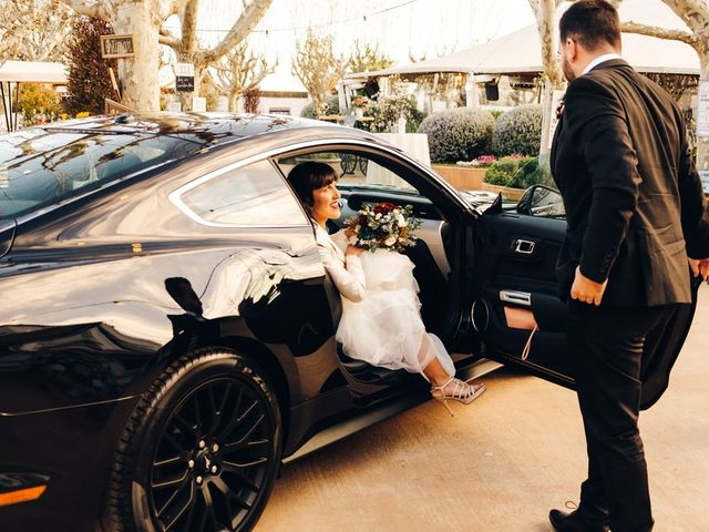La boda de Andres y Carolina en L' Ametlla Del Valles, Barcelona 16