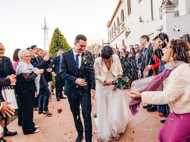 La boda de Andres y Carolina en L' Ametlla Del Valles, Barcelona 21