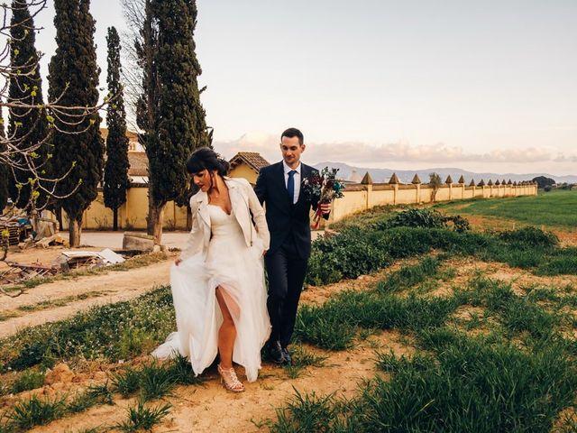 La boda de Andres y Carolina en L' Ametlla Del Valles, Barcelona 23