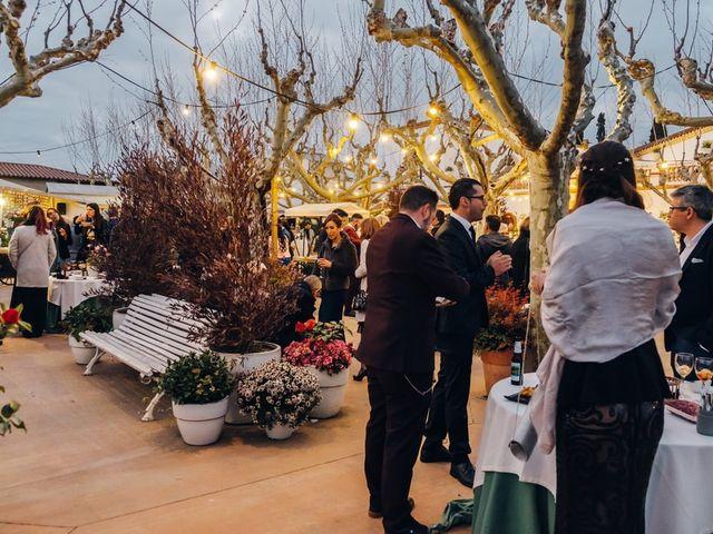 La boda de Andres y Carolina en L' Ametlla Del Valles, Barcelona 29