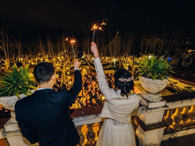La boda de Andres y Carolina en L' Ametlla Del Valles, Barcelona 30