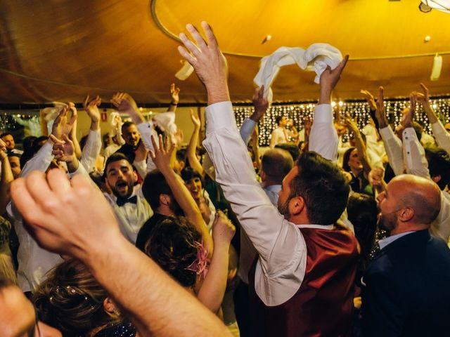 La boda de Andres y Carolina en L' Ametlla Del Valles, Barcelona 31