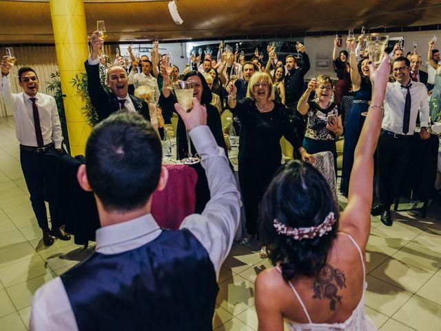 La boda de Andres y Carolina en L' Ametlla Del Valles, Barcelona 33
