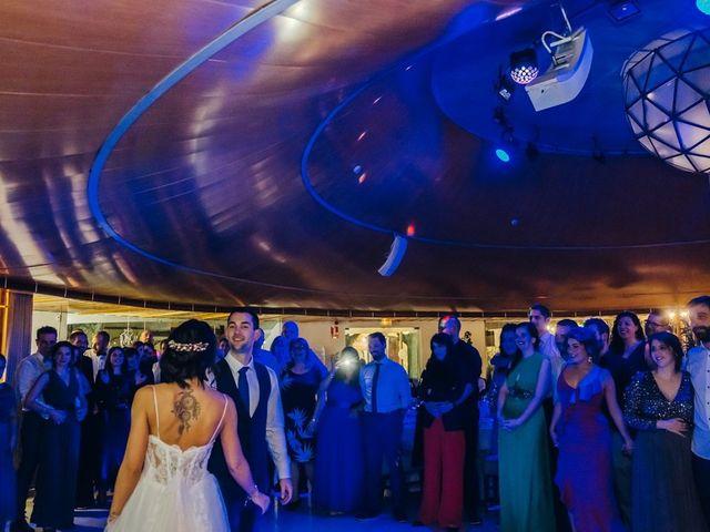 La boda de Andres y Carolina en L' Ametlla Del Valles, Barcelona 34