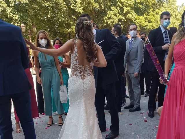 La boda de Sergio y Ana en Burgos, Burgos 3