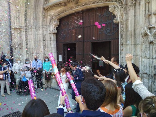 La boda de Sergio y Ana en Burgos, Burgos 4