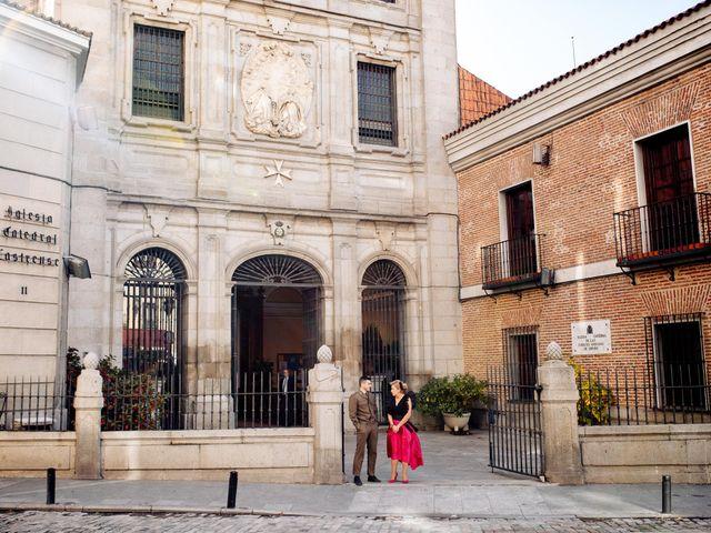 La boda de Pedro y Beatriz en Madrid, Madrid 19