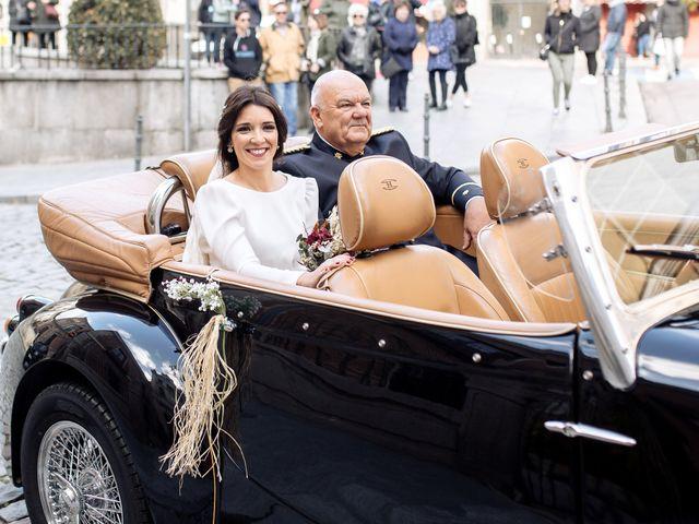 La boda de Pedro y Beatriz en Madrid, Madrid 21