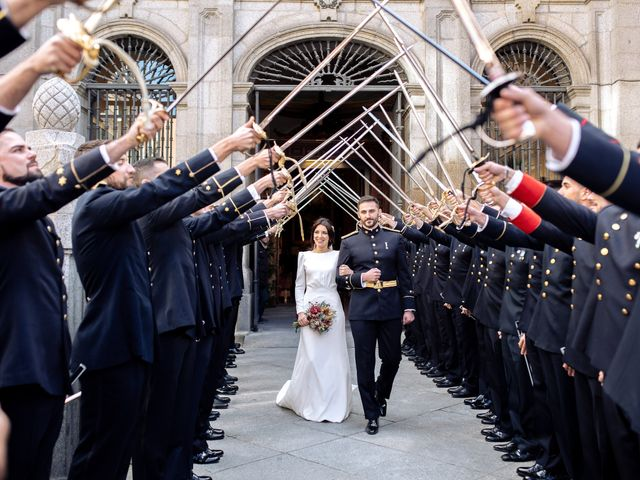 La boda de Pedro y Beatriz en Madrid, Madrid 29