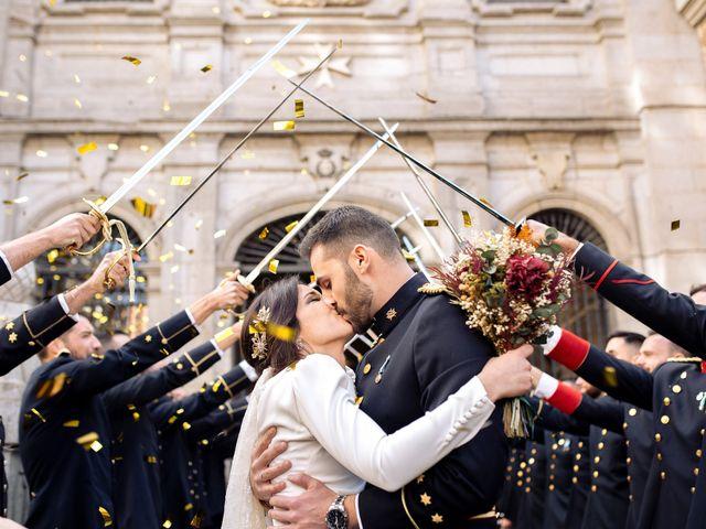 La boda de Pedro y Beatriz en Madrid, Madrid 30