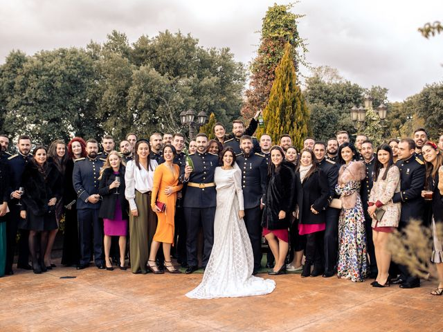 La boda de Pedro y Beatriz en Madrid, Madrid 65