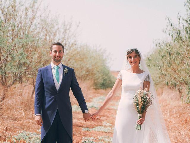 La boda de Nacho y Ángela en Carmona, Sevilla 2