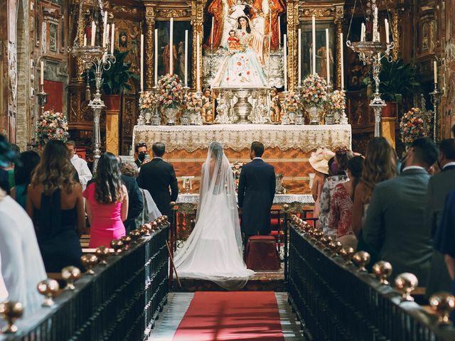 La boda de Nacho y Ángela en Carmona, Sevilla 9
