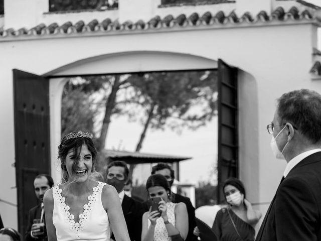 La boda de Nacho y Ángela en Carmona, Sevilla 30