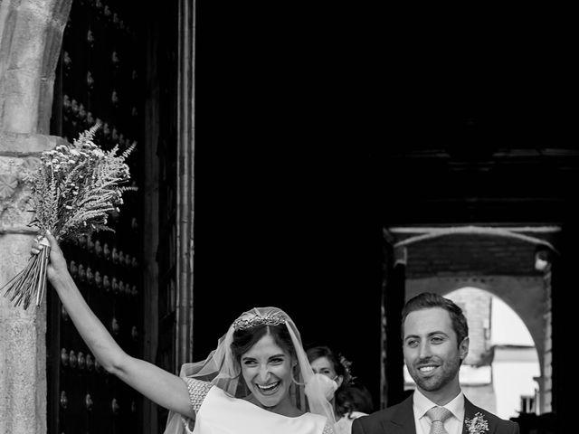La boda de Nacho y Ángela en Carmona, Sevilla 34
