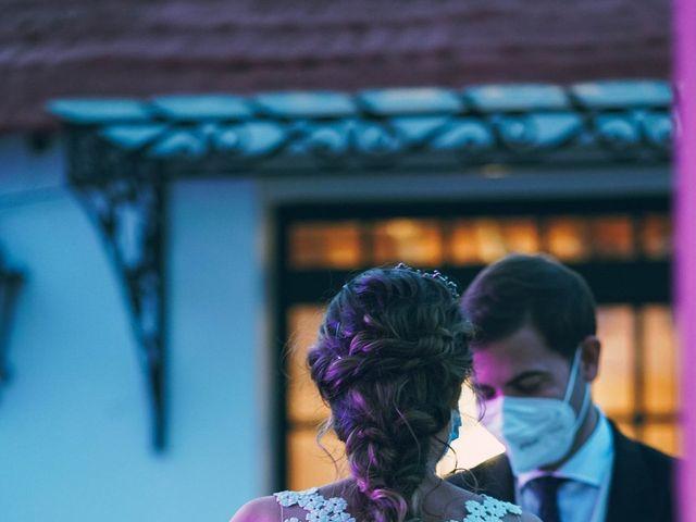 La boda de Nacho y Ángela en Carmona, Sevilla 35