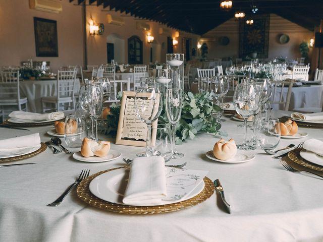 La boda de Nacho y Ángela en Carmona, Sevilla 37