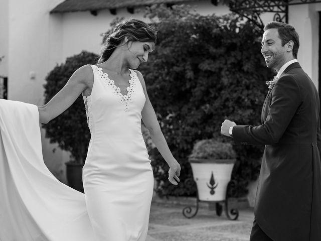 La boda de Nacho y Ángela en Carmona, Sevilla 38