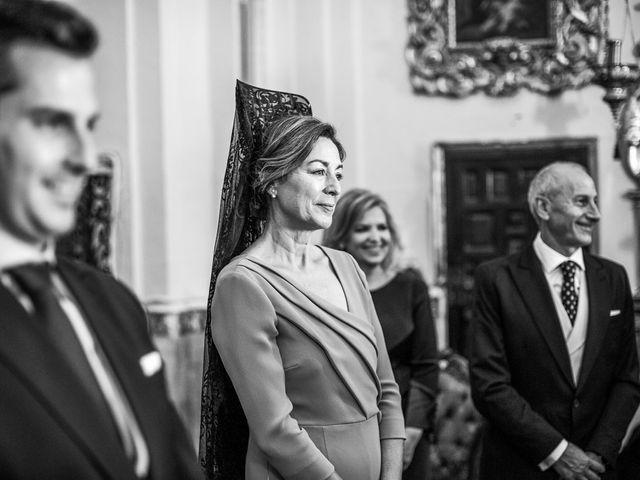 La boda de Alberto y Noelia en Sanlucar La Mayor, Sevilla 58