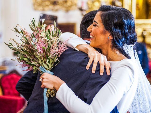 La boda de Alberto y Noelia en Sanlucar La Mayor, Sevilla 62
