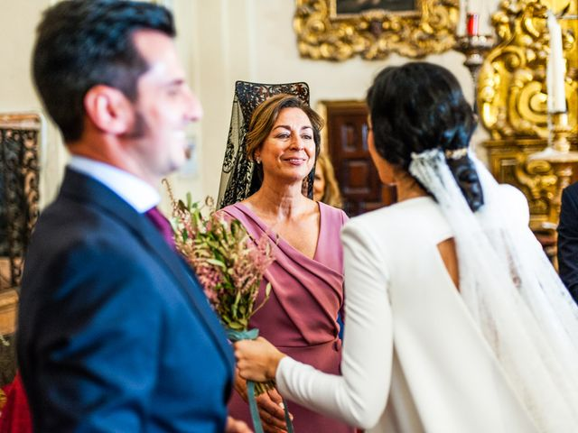La boda de Alberto y Noelia en Sanlucar La Mayor, Sevilla 63