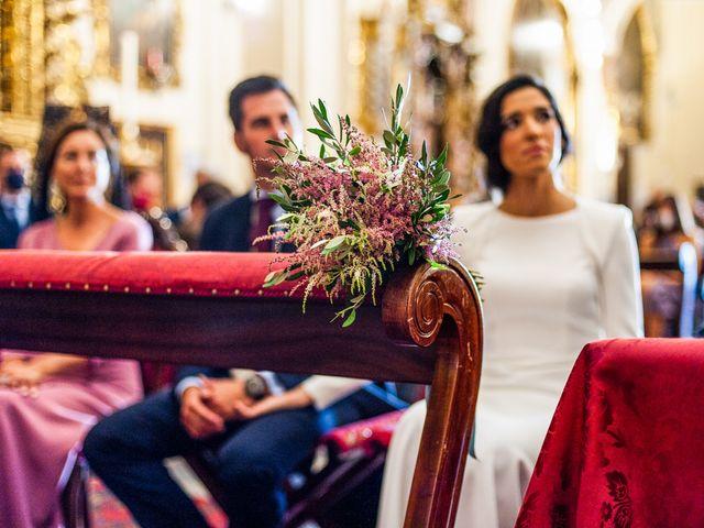 La boda de Alberto y Noelia en Sanlucar La Mayor, Sevilla 69