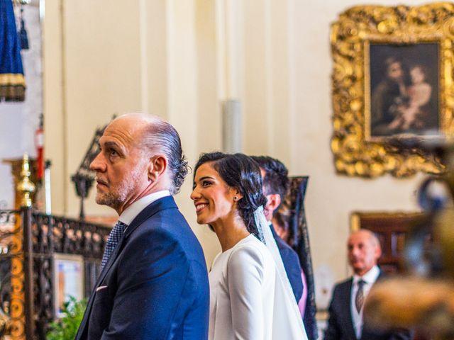 La boda de Alberto y Noelia en Sanlucar La Mayor, Sevilla 72