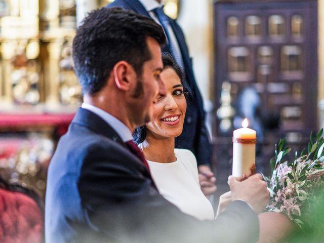 La boda de Alberto y Noelia en Sanlucar La Mayor, Sevilla 75