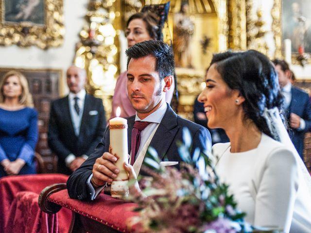 La boda de Alberto y Noelia en Sanlucar La Mayor, Sevilla 78