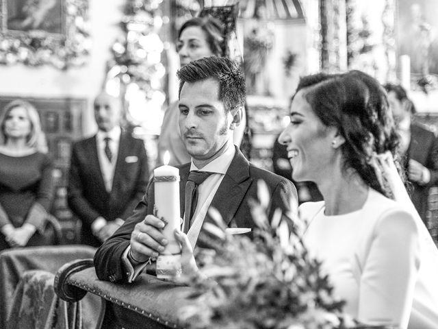 La boda de Alberto y Noelia en Sanlucar La Mayor, Sevilla 79