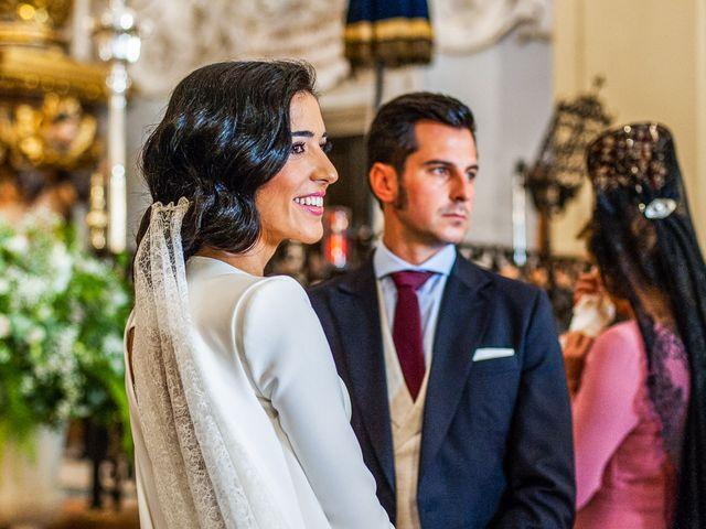 La boda de Alberto y Noelia en Sanlucar La Mayor, Sevilla 81