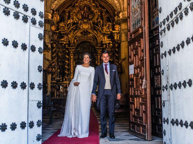 La boda de Alberto y Noelia en Sanlucar La Mayor, Sevilla 82