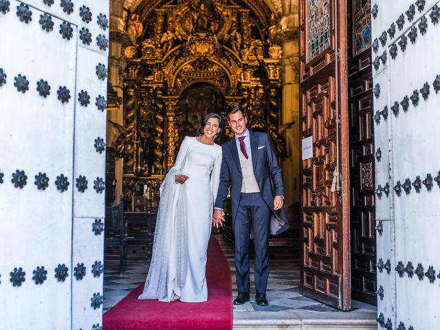 La boda de Alberto y Noelia en Sanlucar La Mayor, Sevilla 83