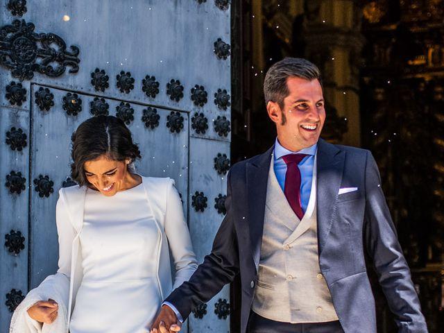 La boda de Alberto y Noelia en Sanlucar La Mayor, Sevilla 84
