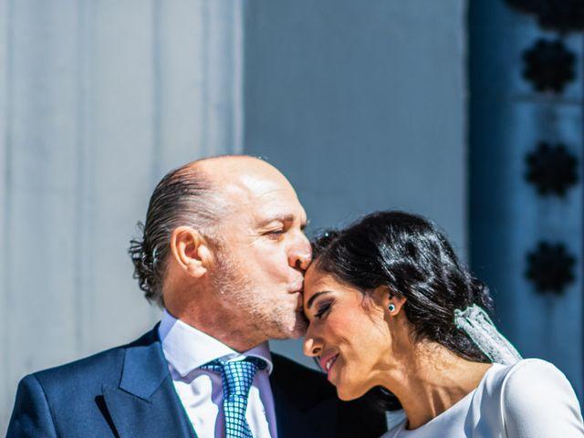 La boda de Alberto y Noelia en Sanlucar La Mayor, Sevilla 85