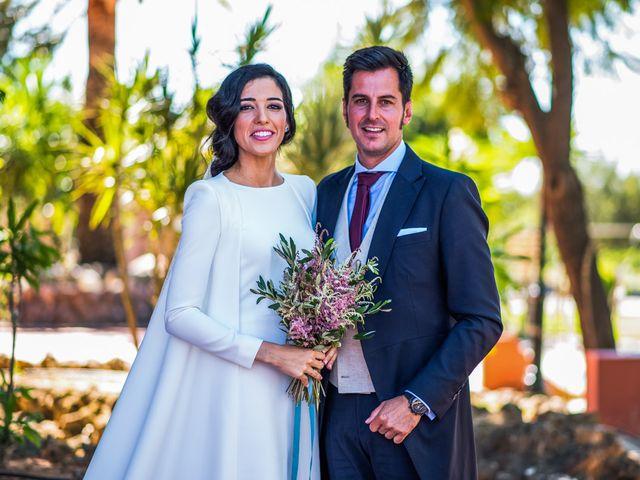 La boda de Alberto y Noelia en Sanlucar La Mayor, Sevilla 93