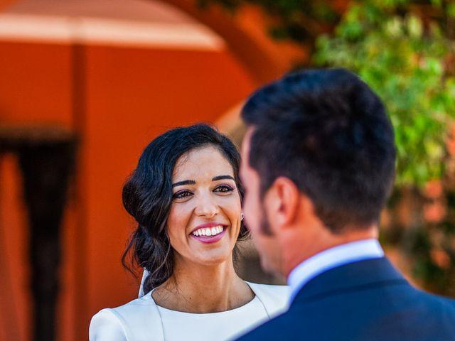 La boda de Alberto y Noelia en Sanlucar La Mayor, Sevilla 95